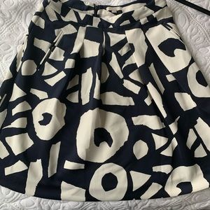 Loft A Line Skirt w/ Pockets Size 4